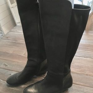 Ladies riding style boots 8.5 Med